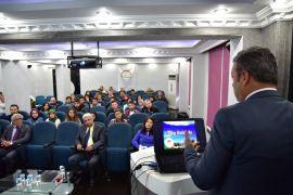 120 mühendise seracılık eğitimi verildi