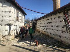 800 yıllık Sarıhacılar köyü turistlerin gözdesi
