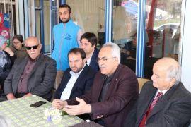 """AK Partili Aydın: """" Cumhur İttifakı'nı tarih yazacak"""""""