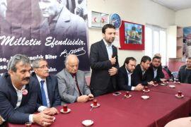 "AK Partili Köse: "" Adaylarımızın sözü bizim sözümüzdür"""