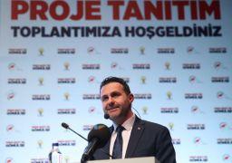 AK parti Burdur adayı Deniz Kurt projelerini tanıttı