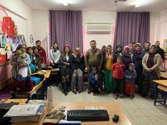 Antalya'da 'Sürü Yönetimi Elemanı Benim' Projesi başladı