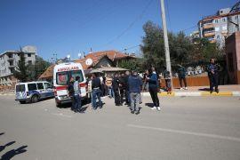 Antalya'da gürültü kavgası: 2 polis yaralı