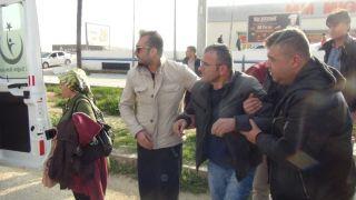 Antalya'da otel servisi ticari araca arkadan çarptı: 6 yaralı