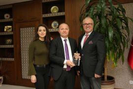 'Antalya'nın Rekreasyonel Kentsel Dönüşümü Projesi'ne Ödül