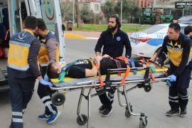 Antalya'ya gelen Erkek Masa Tenisi Takımı kaza yaptı: 6 yaralı