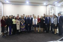 Antalya Adliyesinde 10 hakim emekliye ayrıldı
