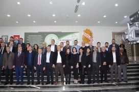 Antalya Konyalılar Derneği'nden çorba buluşması