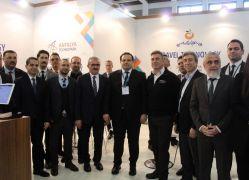 Antalya Teknokent, ITB Fuarı'nda yer aldı