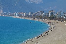Antalya en çok ziyaret edilen 20 şehir arasında
