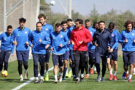 Antalyaspor, Galatasaray için evinde son provasını yaptı