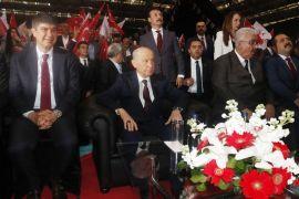 """Bahçeli: """"KIlıçdaroğlu Atatürk'ün partisini HDP'nin kumanda merkezi haline getirdi"""""""