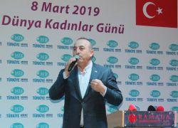 """Bakan Çavuşoğlu: """"Amerika'da yaşayan Ahıskalılara çifte vatandaşlık vereceğiz"""""""