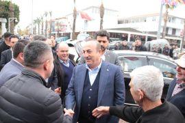 """Bakan Çavuşoğlu: """"İsrail'in bu pervasızlığına tüm dünyanın tepki göstermesi gerekiyor """""""
