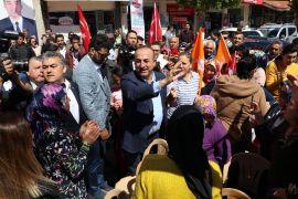 """Bakan Çavuşoğlu: """"Onların listelerini PKK belirledi"""""""