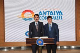 Bakanı Kurum, Kırcami ve Kepez-Santral'de tapu dağıtacak
