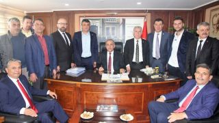 """Başkan Uysal: """"5 yıl içinde yeni bir sosyal belediyecilik düzeni kurduk"""""""