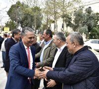 """Başkan Uysal: Taksilerin işgaliye ücretinin kaldırılmasına yönelik teklif Nisan ayı Belediye Meclisine sevk edildi """""""