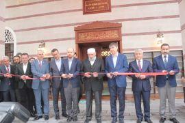 Bilal Erdoğan Antalya'da cami açılışına katıldı