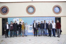 Büyükşehir'den öğrencilere ücretsiz çamaşırhane, ASMEK, ANTBİS, wifi hizmeti