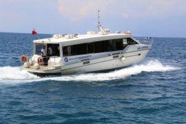 Deniz otobüsü yaz tarifesine geçiyor