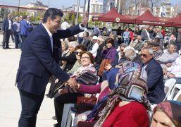 Döşemealtı Belediyesi Şehitler için Mevlid-i Şerif okutTU