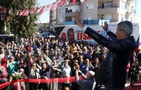 """Dülgeroğlu: """"31 Mart hizmet seçimi"""""""