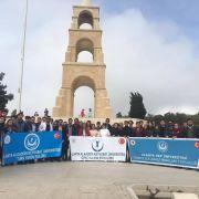 Hamdullah Emin Paşa (HEP) Üniversitesi Çanakkale şehitlerini unutmadı