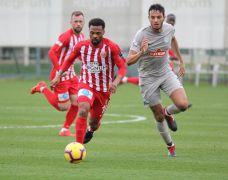 Hazırlık maçı: Antalyaspor: 3 – Çaykur Rizespor: 1