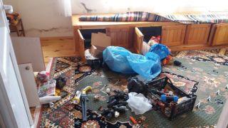Hırsızlar yayla evlerine dadandı