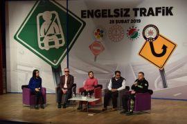 Kepez'de trafik kazaları ile değişen hayatlar anlatıldı