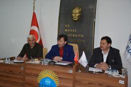 Korkuteli Belediye Meclis son kez toplandı