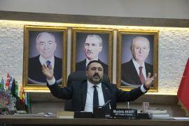MHP Antalya İl Başkanı Mustafa Aksoy: