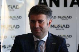 MÜSİAD Antalya Şubesi'nden cami saldırısına kınama