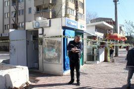 Madeni hırsızlar ATM'yi soydu