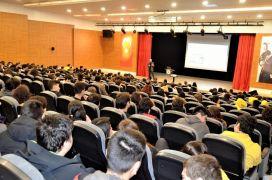 Muratpaşa'da, 'Sudaki ayak izinin' günlük yaşama etkisi anlatıldı