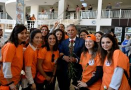 Muratpaşa'da 8 Mart kutlaması