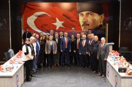 Muratpaşa'da dönemin son meclisi toplandı