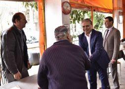 Muratpaşa'da sokak sokak esnaf haritası oluşturulacak