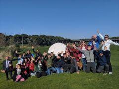 Özel öğrenciler golf sporuyla tanıştı
