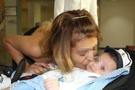 Rüzgar Bebeğin velayeti için dava açıldı
