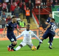 Spor Toto Süper Lig: Antalyaspor: 2 – MKE Ankaragücü: 4 (Maç sonucu)