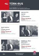 Türk Rus Klasik Müzik Festivali, Antalya Side Antik Tiyatrosu'nda başlıyor