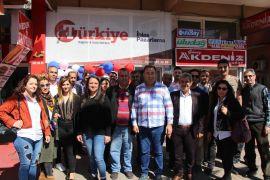 Türkiye Gazetesi ve İhlas Pazarlama yeni konseptiyle yeni yerinde