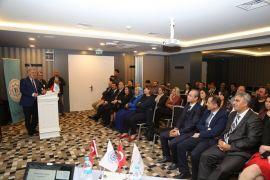 YÖKAK Başkanı Prof.Dr.Elmas,  ALKÜ'de üniversitelerde kaliteyi anlattı