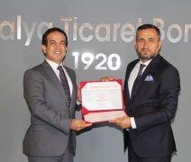 ATB, Akdeniz'de ISO-10002'nin sahibi tek borsa oldu
