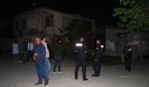 Antalya'da metruk binada şüpheli ölüm