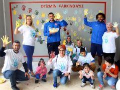 Antalyaspor otizmin farkında