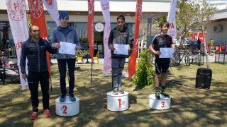 Antalyaspor triatlonda 3'te 3 Yaptı