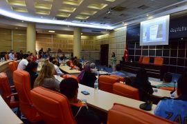 Belediye personeline madde bağımlılığı semineri